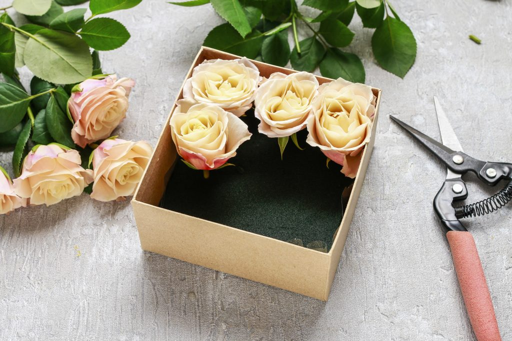 Flower Gift Box For Generic Cialis